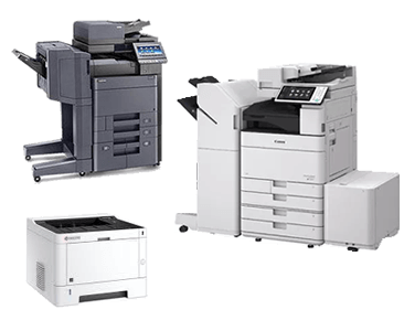 Repairs/Sales/Supplies for Copiers