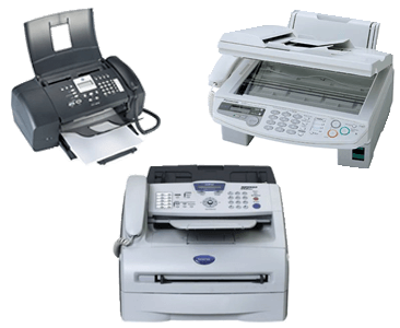 Repairs/Sales/Supplies for Fax Machines