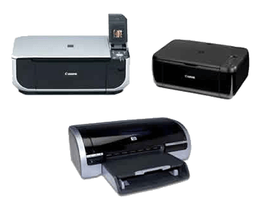 Repairs/Sales/Supplies for Ink Jet Printers