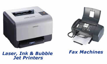 Quality Used Office Printers/Fax Machines Milwaukee